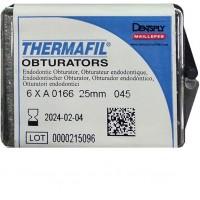 Термафил (Thermafil) -  25 мм - №45 - 6 шт / Maillefer