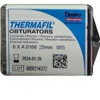 Термафил (Thermafil) -  25 мм - №55 - 6 шт / Maillefer