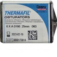 Термафил (Thermafil) -  25 мм - №60 - 6 шт / Maillefer