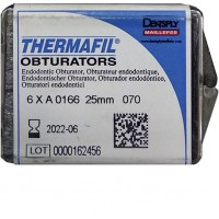 Термафил (Thermafil) -  25 мм - №70 - 6 шт / Maillefer