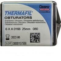 Термафил (Thermafil) -  25 мм - №80 - 6 шт / Maillefer