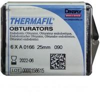 Термафил (Thermafil) -  25 мм - №90 - 6 шт / Maillefer