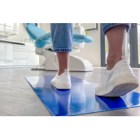 Обеззараживающий многослойный коврик Monoart (120 слоев) / Euronda