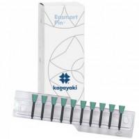 Кагаяки Энсмарт Пин (Kagayaki Ensmart Pin) - чаша - цвет Зеленый (силикон), средняя 70, уп: 10 штук
