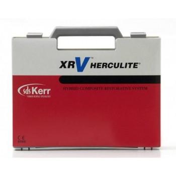 Геркулайт Кастом (Herculite XRV Custom Kit) - светоотверждаемый микрогибридный композит - 6 шприцев по 5 гр. / KERR