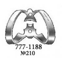 Кламп для Раббердама №210