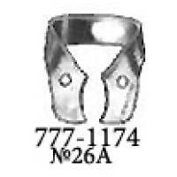 Кламп №26А - для моляров