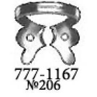 Кламп для Раббердама №206 - для премоляров
