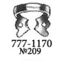 Кламп для Раббердама №209 - для премоляров