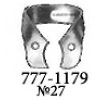 Кламп для Раббердама №27-1 - для премоляров