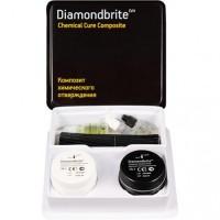 Даймондбрайт (Diamondbrite) - химический композит 14гр.+ 14гр / Medental International INC