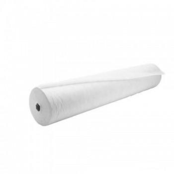 Простыни одноразовые 70x200 см, в рулоне, 100 шт., белые