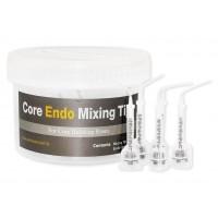 Core Endo Mixing Tips - Смешивающие насадки для CoreIT Dual - 50 шт / Spident