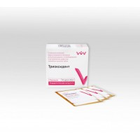 Триоксидент - 10 по 0.5 грамм / Владмива